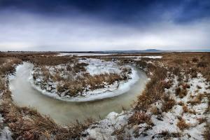 Testa panoramica nella fotografia di paesaggio