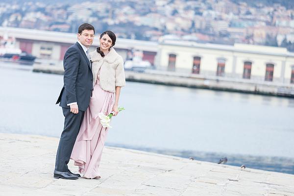 fotografo matrimonio a Trieste