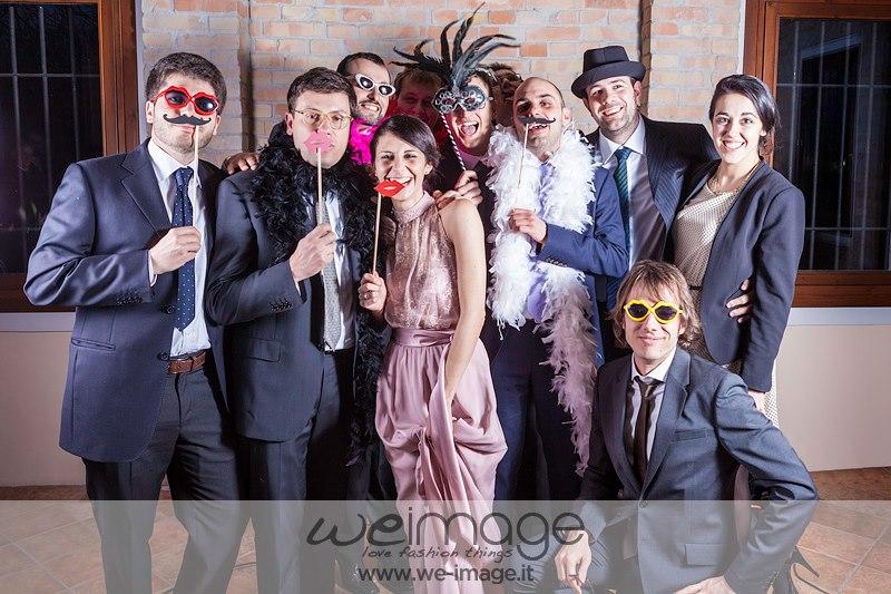 servizio fotografico photobooth matrimonio trieste