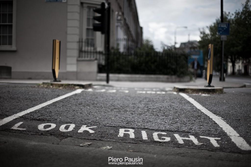 Attraversamenti pedonali a Dublino