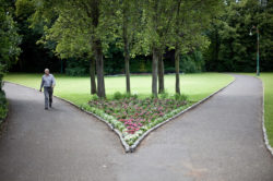 Parco a Dublino, Irlanda