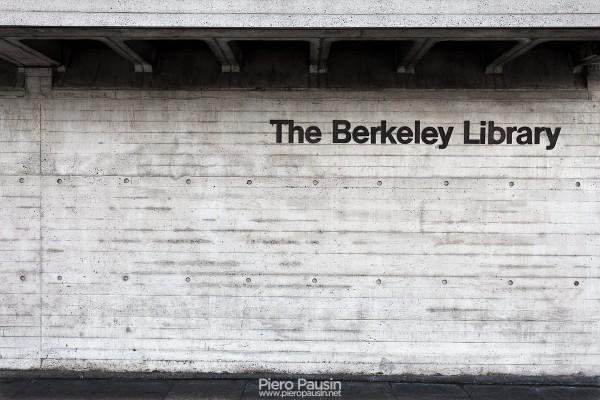 Berkeley Library - La biblioteca del Trinity College
