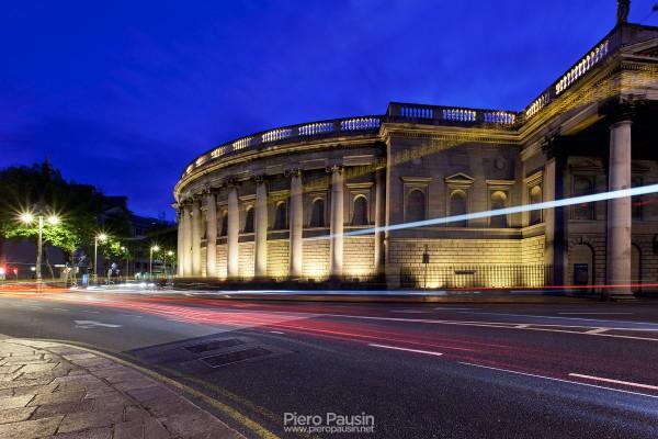 Parlamento Irlandese a Dublino