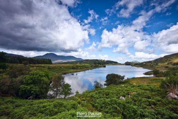 Killarney National Park sul Ring of Kerry in Irlanda