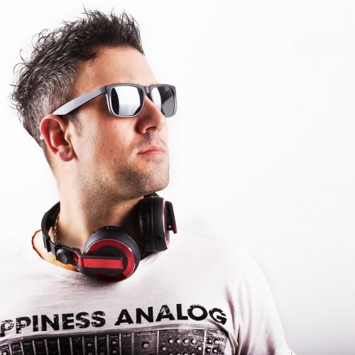 Mark Fill Marco Stabil Martini DJ photoshoot