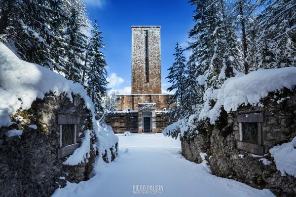 Fotografare sulla neve in inverno
