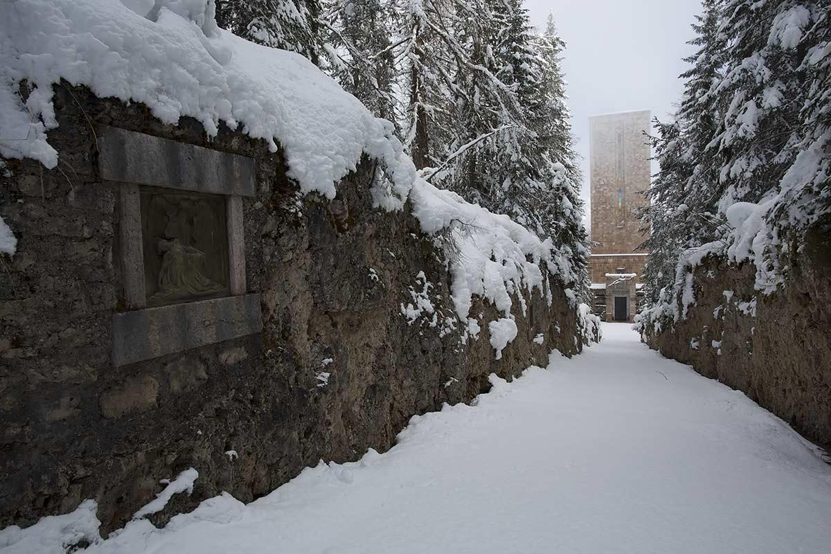 Fotografare in inverno
