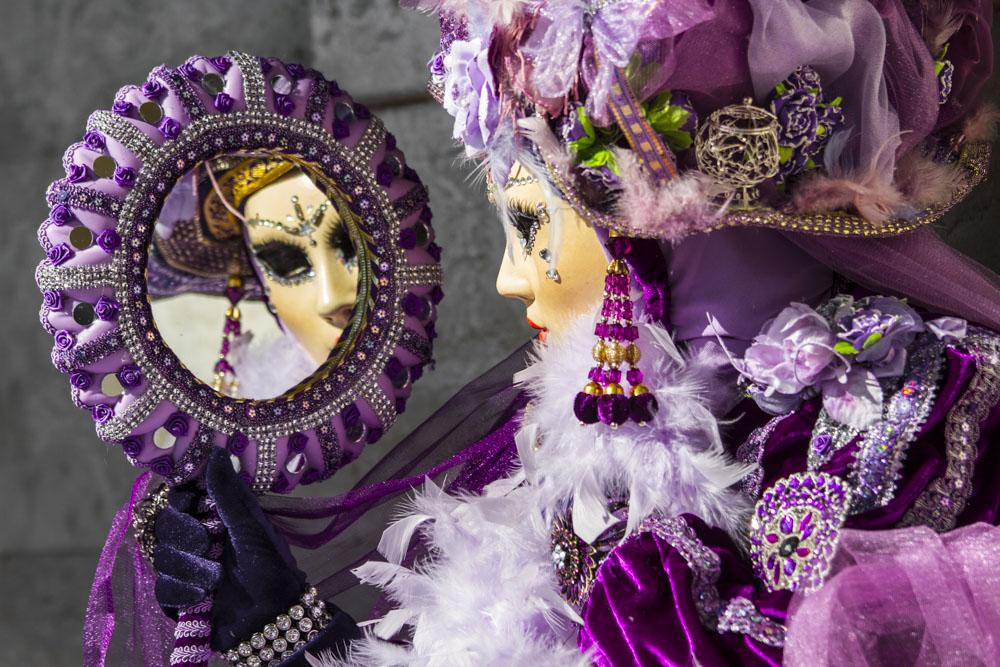 Come fotografare il carnevale di venezia