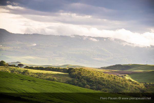 Colline Pienza Toscana
