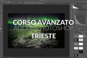 corso avanzato adobe photoshop postproduzione trieste