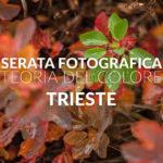 corso fotografia workshop teoria del colore trieste
